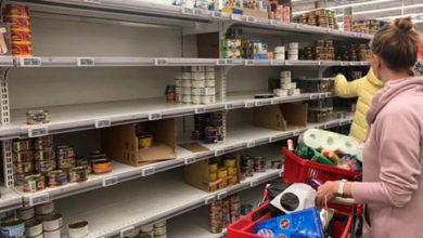 """Photo of """"შიმშილის სპირალი"""": კორონავირუსი საკვების მიწოდების ჯაჭვებს ანადგურებს"""