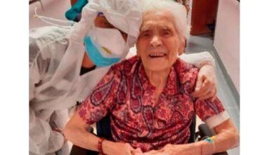 Photo of 104 წლის იტალიელი ქალი კორონავირუსისგან გამოჯანმრთელდა