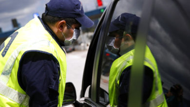 Photo of საბერძნეთში გადაადგილების შეზღუდვის დარღვევისთვის წითელ პარასკევს 81 ადამიანი დააჯარიმეს