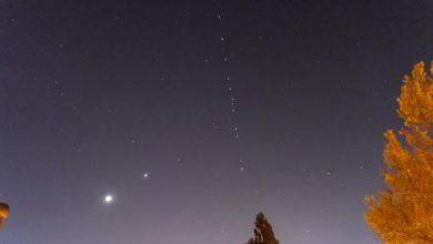Photo of შენიშნეთ ცაზე ჩამწკრივებული მანათობლები? – ეს მფრინავი თეფშები არ არის, მაშ რაა? (ვიდეო)