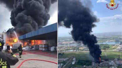 Photo of ვენეციაში, ქიმიურ ქარხანაში აფეთქება მოხდა, არიან დაზარალებულები (ვიდეო)