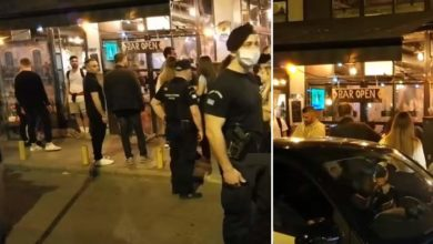 Photo of თესალონიკში ახალგაზრდების შეკრება ცნობილ ბართან პოლიციამ დაშალა (ვიდეო)