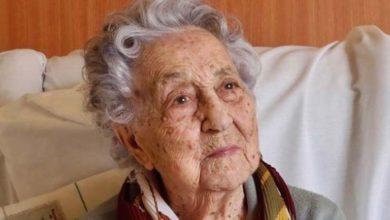 Photo of ესპანეთში კოვიდ-19-ისგან 113 წლის ქალი გამოჯანმრთელდა