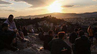 Photo of ათენი გადაადგილების შეზღუდვის მოხსნის შემდეგ: ხალხმრავლობა აკროპოლისზე და მონასტირაკზე (ფოტოები)