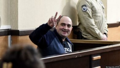 Photo of გიორგი რურუა სასამართლომ პატიმრობაში დატოვა