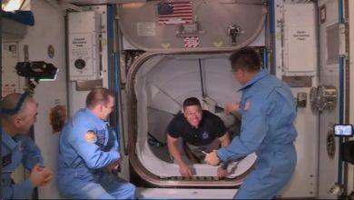 Photo of თბილი შეხვედრა კოსმოსში – ნასას ასტრონავტები საერთაშორისო კოსმოსურ სადგურზე გადავიდნენ (ვიდეო)