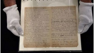 Photo of ვინსენტ ვან გოგისა და პოლ გოგენის წერილები ბორდელში ვიზიტების შესახებ აუქციონზე 210 600 ევროდ გაიყიდა