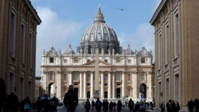 Photo of ვატიკანი მოუწოდებს კათოლიკეებს, წიაღისეულ საწვავსა და იარაღის წარმოებაში ფულის დაბანდებაზე უარი თქვან