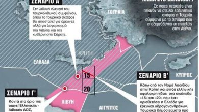 Photo of საბერძნეთსა და თურქეთს შორის ურთიერთობა ისევ გამწვავდა (ვიდეო)