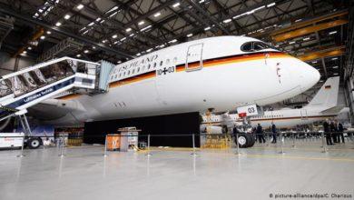 Photo of ახალი თვითმფრინავი ანგელა მერკელისთვის 150 მლნ ევრო ღირს (ფოტო)