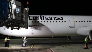"""Photo of გერმანულმა ავიაკომპანია """"ლუფთჰანზამ"""" საქართველოს მიმართულებით რეგულარული ფრენები განაახლა"""