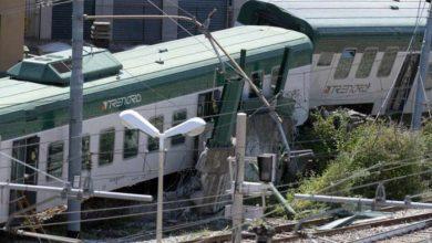 Photo of იტალია: სამგზავრო მატარებელი რელსებიდან გადავიდა