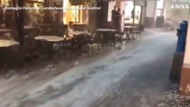 Photo of იტალია: ძლიერი უამინდობა სამხრეთ ტიროლში – მერანოს ქუჩები კალაპოტიდან გადმოსულ მდინარეს დაემსგავსა (ვიდეო)