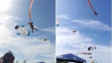 Photo of გიგანტურმა ფრანმა 3 წლის ბავშვი ცაში გაიტაცა (ვიდეო)