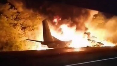 Photo of უკრაინაში ავიაკატასტროფის გამო ვოლოდიმირ ზელენსკიმ 26 სექტემბერი გლოვის დღედ გამოაცხადა