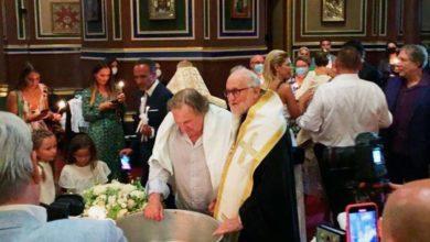 Photo of ჟერარ დეპარდიე მართლმადიდებლად მოინათლა