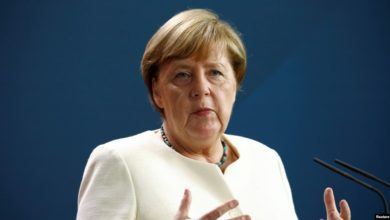 "Photo of ""შპიგელი"": გერმანიის კანცლერმა ნავალნი ბერლინის კლინიკაში მოინახულა"