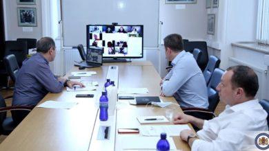 Photo of ვლადიმერ კონსტანტინიდის შეხვედრა საბერძნეთში მოქმედი ქართული დიასპორული ორგანიზაციების ხელმძღვანელებთან და წარმომადგენლებთან