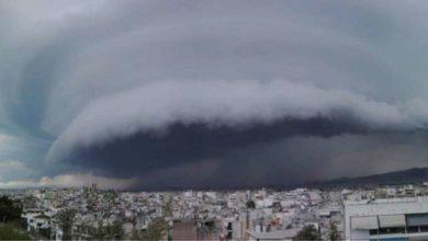 """Photo of საბერძნეთს """"ჰიბრიდული"""" ქარიშხალი ემუქრება"""