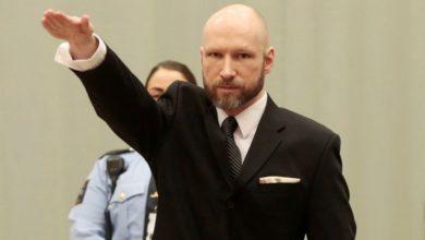 Photo of ანდერს ბრეივიკი გეგმავს, ნორვეგიის შესაბამის უწყებას შეწყალების თხოვნით მიმართოს