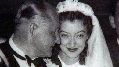 """Photo of """"სიყვარულის ლურჯი ფრინველი"""" ანუ ჩინეთში დაბადებული ქართველი ლამაზმანისა და 34 წლით უფროსი რუსი მომღერლის სიყვარულის ისტორია"""