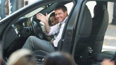 """Photo of რომში ტომ კრუზის მონაწილეობით """"შეუსრულებელი მისია 7""""-ის ავტორბოლის სცენა გადაიღეს (ვიდეო)"""