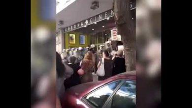 Photo of როგორ დახვდნენ ათენში ემიგრანტები მიხეილ სააკაშვილს და რა შემოუთვალა ექსპრეზიდენტმა ივანიშვილს (ვიდეო)