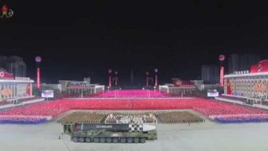 Photo of გრანდიოზული სამხედრო პარადი ჩრდილოეთ კორეაში და ახალი ბალისტიკური რაკეტების დემონსტრირება (ვიდეო)