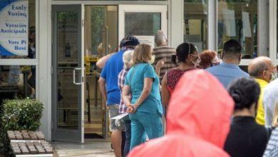 Photo of არჩევნები აშშ-ში: ფლორიდაში საარჩევნო უბნებთან რიგები დადგა