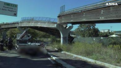 Photo of რომში საფეხმავლო ხიდი ჩამოინგრა (ვიდეო)