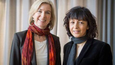 """Photo of ნობელის პრემია ქიმიაში ქალებმა მიიღეს """"გენეტიკური მაკრატლის"""" აღმოჩენისთვის"""