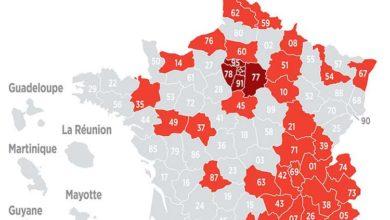 Photo of საფრანგეთში კომენდანტის საათი კიდევ 38 რეგიონში გამოცხადდა