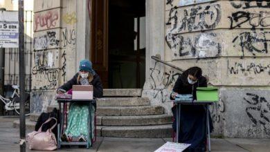 Photo of იტალიაში მოსწავლეები კორონავირუსის გამო სკოლების დახურვას აპროტესტებენ