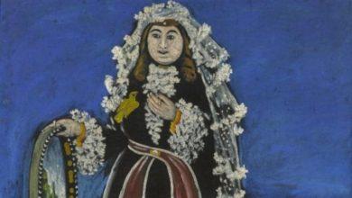 """Photo of """"ქართველი ქალი ლეჩაქით"""" – ფიროსმანის ყველაზე ძვირად გაყიდული ტილო"""