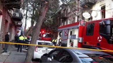 Photo of თბილისში, ხორავას ქუჩაზე ხანძრის შედეგად ორი ადამიანი დაიღუპა