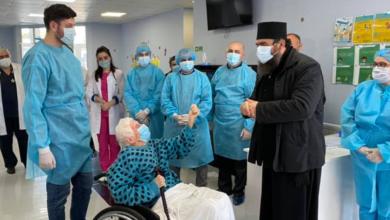 Photo of როგორ გააცილეს კლინიკიდან ქუთაისელი 102 წლის ბებო, რომელმაც კორონავირუსი დაამარცხა (ვიდეო)