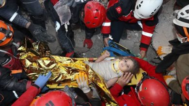 Photo of იზმირში მიწისძვრიდან 91 საათის შემდეგ მაშველებმა ოთხი წლის ბავშვი ნანგრევებიდან ცოცხალი ამოიყვანეს (ვიდეო)
