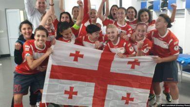 """Photo of ლანჩხუთელმა გოგონებმა გადარიეს მთელი დუნია – """"ლანჩხუთი"""" ჩემპიონთა ლიგაზეა"""