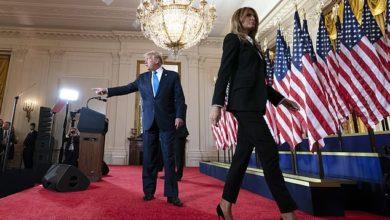 Photo of აშშ-ის პირველი ლედი პრეზიდენტთან განქორწინებას აპირებს და ქმარს რჩევას აძლევს