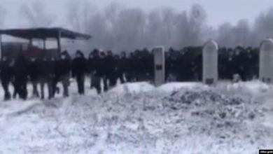 Photo of ფრანგი მასწავლებლის მკვლელი ჩეჩნეთის სოფელში დაასაფლავეს (ვიდეო)