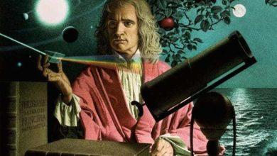 Photo of ისააკ ნიუტონი ღმერთის შესახებ