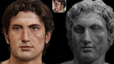 Photo of შთამბეჭდავი რეკონსტრუქცია: ალექსანდრე მაკედონელის, სოკრატეს, ჰომეროსის და სხვა ისტორიული პირების პორტრეტები 21-ე საუკუნეში