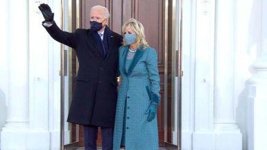 Photo of ჯო ბაიდენი თეთრ სახლში მივიდა