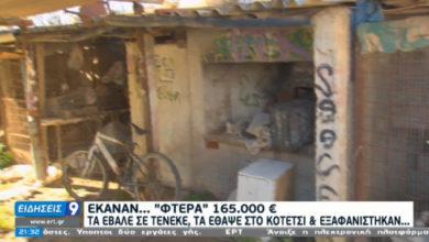 Photo of საბერძნეთში ფერმერს საქათმეში დამალული 165 ათასი ევრო მოპარეს