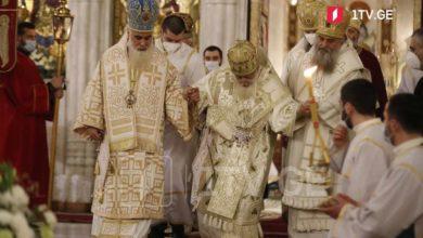 Photo of საქართველოს კათოლიკოს-პატრიარქმა ილია მეორემ მოსახლეობას შობის დღესასწაული მიულოცა