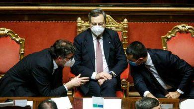 Photo of იტალიის პარლამენტის სენატმა მარიო დრაგის სამთავრობო კაბინეტს ნდობა გამოუცხადა