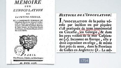 Photo of მე-18 საუკუნის დასაწყისში, ვაქცინაციის გარიჟრაჟზე, საქართველოს სახელი ხშირად გაისმოდა… ევროპაში