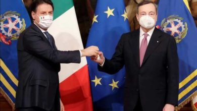 Photo of იტალიის ახალმა მთავრობამ ფიცი დადო. კონტემ დრაგის ზარი გადასცა (ვიდეო)