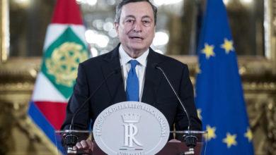 Photo of იტალიის მინისტრთა საბჭოს პრეზიდენტი ირაკლი ღარიბაშვილს პრემიერ-მინისტრის თანამდებობაზე დანიშვნას ულოცავს