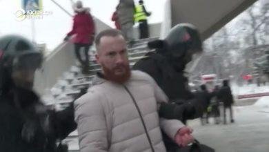 """Photo of მოსკოვში დაკავებული ქართველი ახალგაზრდა: """"ყოველ ხუთ წამში ელექტროშოკერს მირტყამდნენ"""" (ვიდეო)"""